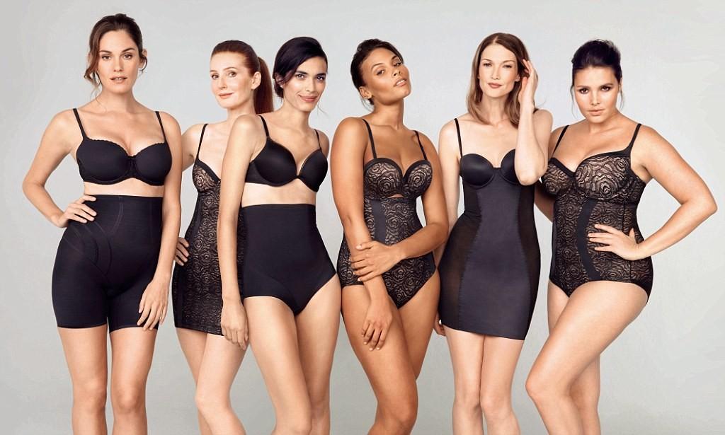 Женское нижнее белье: подбираем по типу фигуры